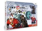Disney 712725023638 Infinity Starter Kit for Nintendo Wii