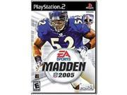 EA Sports 014633147650 Madden NFL 2005 for PlayStation 2