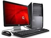 HP Compaq Presario GN578AA SR5233WM Desktop PC - Pentium D915 2.8 GHz Dual-Core Processor - 1 GB DDR2 SDRAM - 250 GB Hard Drive - 19.0-inch Display - Windows Vista Home Premium