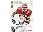 Electronic Arts 014633155990 NCAA Football 09 - Xbox 360