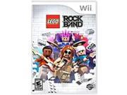 WB LEGO: Rock Band - Music Editing/Composing - Wii