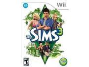 Electronic Arts 014633194401 The Sims 3 Console for Nintendo Wii