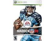 Electronic Arts 14633155686 Madden NFL 08 for Xbox 360 - Complete Package - 1 User