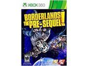 2K Games 710425494055 49405 Borderlands: The Pre-Sequel - Xbox 360