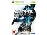 Sega 10086680287 68028 Alpha Protocol The Espionage RPG - Xbox 360