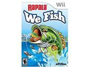 Activision 047875759459 Rapala: We Fish Game Only for Nintendo Wii