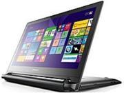 Lenovo Flex 2 59425111 15.6-inch Touchscreen Display Laptop PC - Intel Core i3-4030U 1.9 GHz Dual-Core Processor - 6.0 GB DDR3 SDRAM - 500 GB Hard Drive - Windows 10 Home - Black
