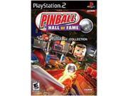Crave Entertainment 650008399585 Pinball Hall Of Fame The Williams Collection - PlayStation2