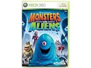 Activision Monsters Vs Aliens - Action/Adventure Game - Xbox 360
