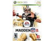Eagle Games 014633193572 Madden NFL 11 for Xbox 360