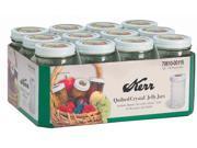 Kerr Jelly Jar Deco 12Oz 3112-3003