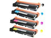 4 Brother MFC 9325CW Toner Cartridges Combo Pack (compatible)