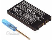 Battery for Nintendo DS with Tool NDS NTR-003 NTR003 NTR-001 NTR001 Li-ion