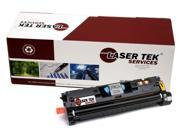Laser Tek Services® Replacement HP Q3962A (122A) Yellow High Yield Toner Cartridge