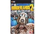 TAKE-TWO 41334 Borderlands 2 GOTY    Edition PC