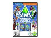 ELECTRONIC ARTS 73121 EA The Sims 3 Worlds Bundle