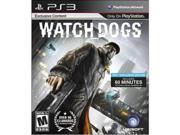 UBISOFT 34804 Watch Dogs  - Action/Adventure Game - Blu-ray Disc - PlayStation 3