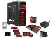 AMD FX-8350 Vishera 8-Core 4.0GHz, Asus Crosshair V Formula-Z 990FX, G.SKILL TridentX 16GB DDR3 2400, ASUS R9 Nano 4GB, WD ...