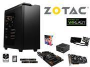 Intel Core i7-6700K Skylake Quad-Core 4.0GHz, ASRock Z170 Extreme7+ ATX, HyperX FURY 32GB DDR4 2666, ZOTAC GTX 980 Ti AMP! ...