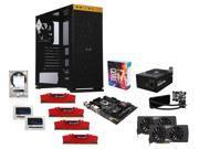 Gaming Series GIA-K160M: Intel i7-6700K Skylake Quad-Core 4.0GHz, ASUS Z170 PRO GAMING LGA 1151, 2 X G.SkilL 16GB DDR4 3000, ...