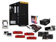 Gaming Series GIG-K160M: Intel i7-6700K Skylake Quad-Core 4.0GHz, GIGABYTE G1 Gaming Z170 LGA 1151, 2 X G.SkilL 16GB DDR4 ...