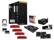 Gaming Series GIA-K160M: Intel i7-6700K Skylake Quad-Core 4.0GHz, ASUS ROG MAXIUS VIII Z170 LGA 1151, 2 X G.SkilL 16GB DDR4 ...
