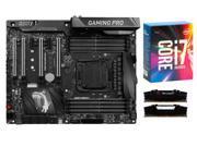 MSI X99A GAMING PRO CARBON ATX MOBO, Intel i7-6800K, G.SKILL Ripjaws V Series 32GB ...