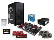 Cruiser Class GIG-K151M: Intel Core i7-4790K Quad-Core 4.0GHz, Gigabyte GA-Z97X-SLI, G.Skill Trident 16GB DDR3 2400, Corsair ...