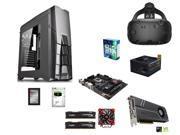 Blizzcon Combo: Intel i5-6600K 3.5Ghz Quad-Core, ASUS Z170 Gaming LGA 1151, Thermaltake N25 Case, 2 x Kingston 8GB DDR4 2133, ...