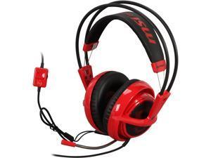 MSI Gift - Steelseries Siberia V2 Headset-Dragon Edition