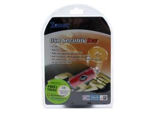 Zonet ZUL1010 USB Security Pen Drive