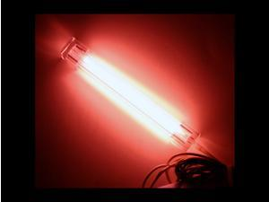 "LOGISYS Computer CLK4RD 4"" Red Cold Cathode Light Kit"