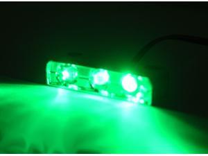 LOGISYS Computer MDLED1GN GREEN LAZER LED Light