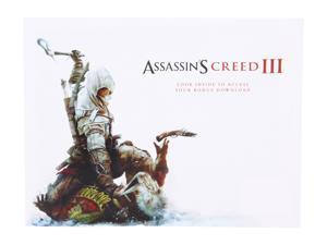 Samsung Gift - Assassin's Creed III Game Coupon