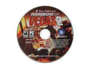 UBISOFT Rainbow Six Vegas 2 Single Player Game - OEM