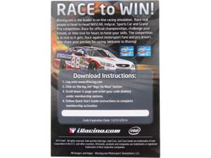 Intel Gift - iRacing Subscription 3 Month
