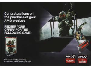 AMD GIFT Crysis 3
