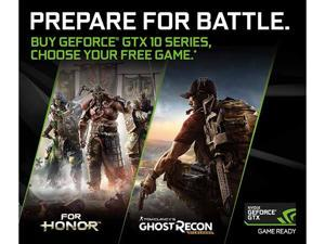 NVIDIA GIFT - For Honor or Ghost Recon: Wildlands