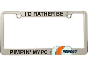 Newegg License Plate Cover NLP-01