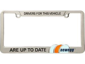 Newegg License Plate Cover NLP-02