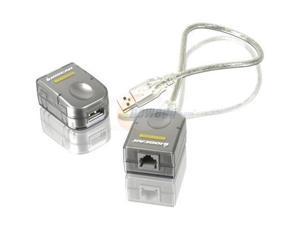 IOGEAR GUCE50 Cat5 (Cat5e or Cat6) USB Extender