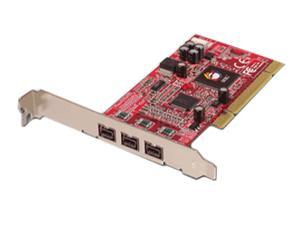 SIIG FireWire 800 3-Port PCI Model NN-830012-S2