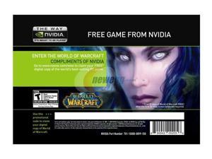 NVIDIA Gift - World of Warcraft - OEM