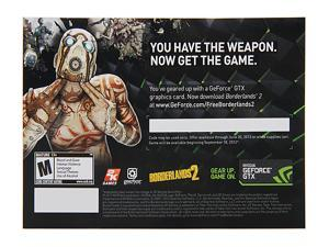 NVIDIA Gift Game Borderlands 2