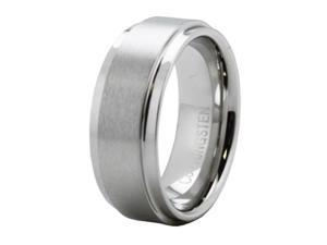 Superior Cobalt Ring w/ Step Down Edge