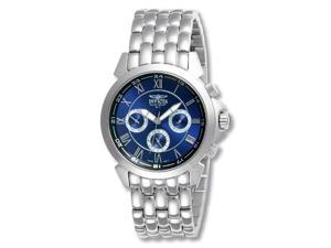 Invicta Men's Resort 2876 Multi Function Stainless Steel Watch
