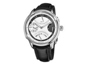Maurice Lacroix Masterpiece Double Retrograde Mens Mechanical Watch MP7218-SS001-110