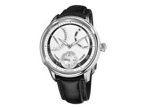 Maurice Lacroix Masterpiece Double Calendrier Mens Mechanical Watch MP7268-SS001-110