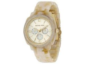 Michael Kors Runway Multifunction Acrylic Ladies Watch MK5087