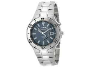 Seiko Men's Kinetic Three-hand Date watch #SKA441